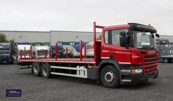 2012 Scania P320 full