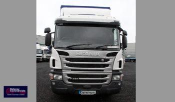 2015 Scania P320 6×2 Curtainside