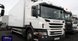 2015 Scania P320 6×2 Rigid