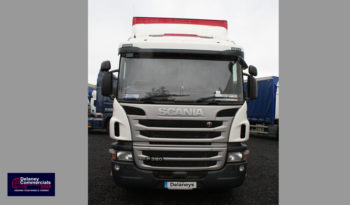 2015 Scania P320 6×2 Curtainside