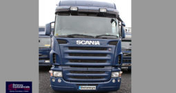 2006 Scania R420 Highline 4×2 Tractor Unit.