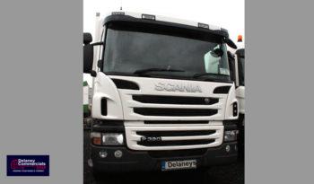 2015 Scania P320 6×2 Rigid full