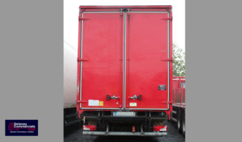 2015 Scania P320 6×2 Curtainside full