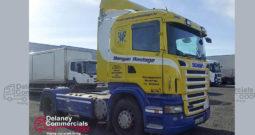 2008  Scania R420 4×2 Tractor Unit