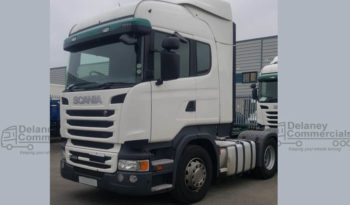 2015 Scania R450 Highline 6×2 (Ref. UMW) full