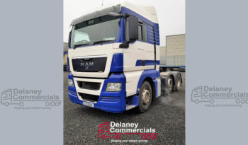 2011 MAN tgx26 440 6×2 Tractor unit full
