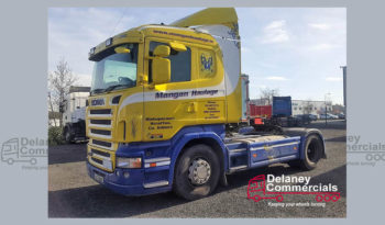 2008  Scania R420 4×2 Tractor Unit full