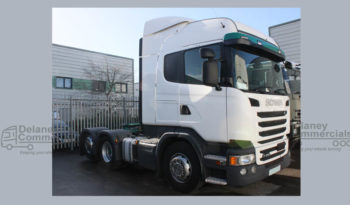 2015 Scania R450 Highline 6×2 (Ref. UNF) full