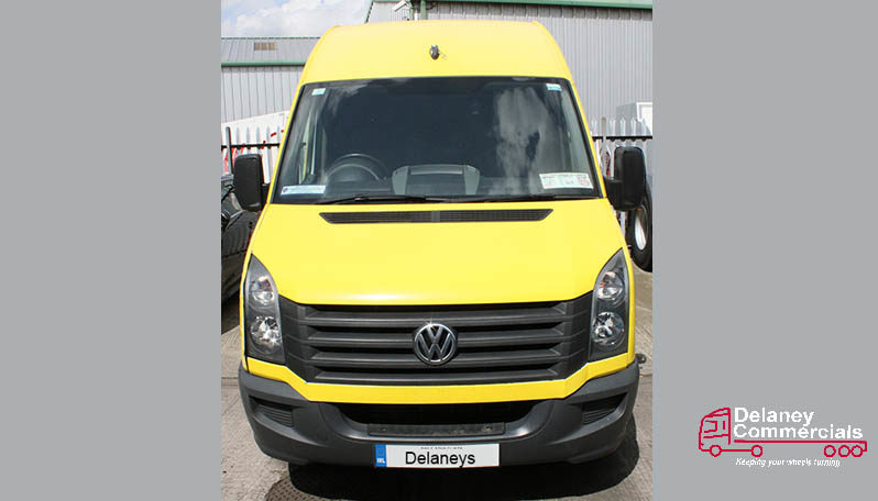 2016 Volkswagen Crafter Van. Ref No 046 full