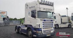 2009 Scania R480 6×2 Tractor Unit