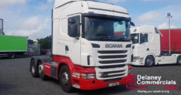 2011 Scania R440 6×2 Highline Tractor Unit