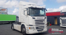 2016 Scania G410 4×2 Tractor unit