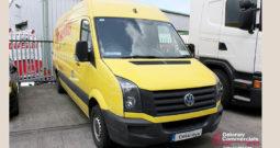 2016 Volkswagen Crafter Van. Ref No 046