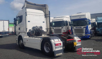 2016 Scania R450 4×2 Highline tractor unit. full