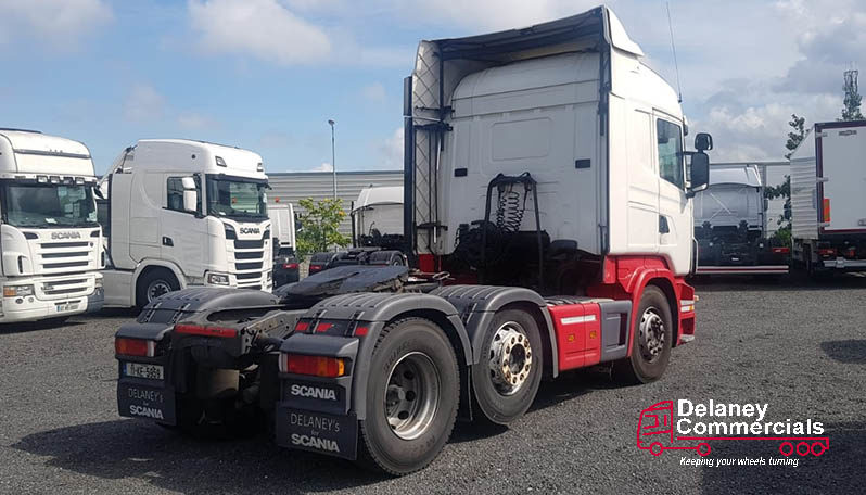 2011 Scania R440 6×2 Highline Tractor Unit full