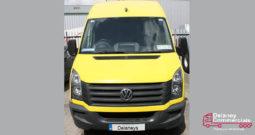 2016 Volkswagen Crafter van, Ref No. 701