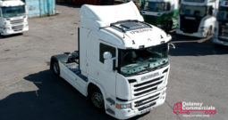 2017 Scania G410 4×2 Tractor Unit