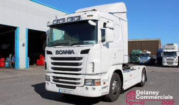 2012 Scania G440 4×2 Tractor Unit full