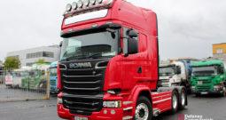 2016 Scania R520 6×4 tractor unit