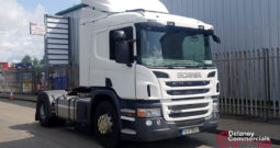 2014 Scania P400  4×2 tractor unit