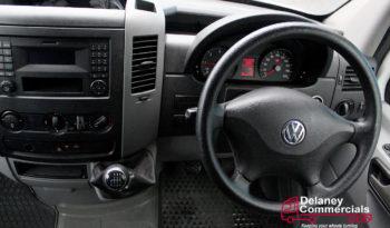 2017 Volkswagen Crafter Flatbed. full