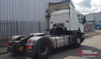 2014 Scania P400  4×2 tractor unit full