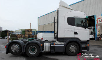 2017 Scania R450 6×2 tag for sale full