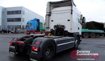 2014 Scania G450 4×2 tractor unit full