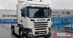 2014 Scania R560 6×2 Highline