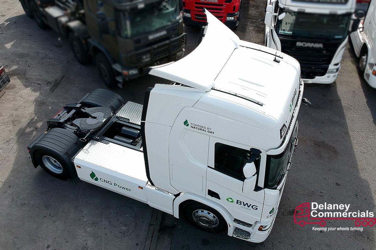 CNG Trucks
