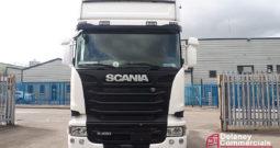 2016 Scania R450 4×2 Topline for sale