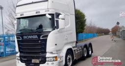 2016 Scania R500 6×2 Topline