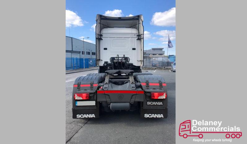 2014 Scania R440 6×2 Highline rear steer full