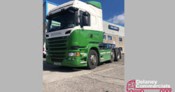 2014 Scania R440 6×2 Highline rear steer