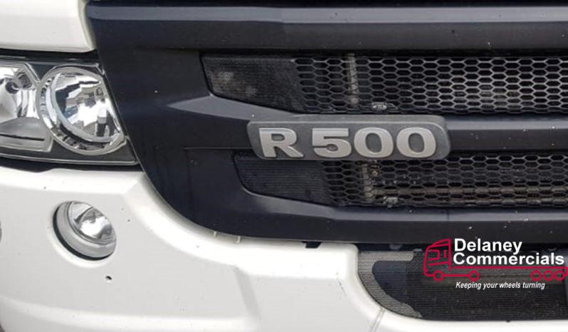 2016 Scania R500 6×2 Topline full