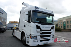 2018 Scania G410A 4x2 for sale