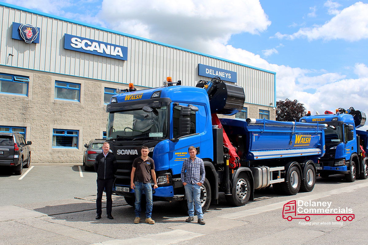 Scania P450 xt