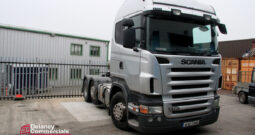 Scania 2010 R420 6×2 for sale