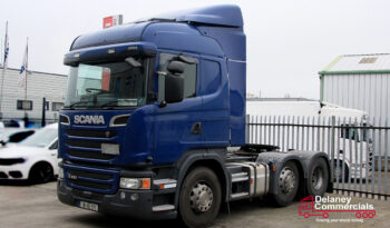 2016 Scania G450 6×2 for sale