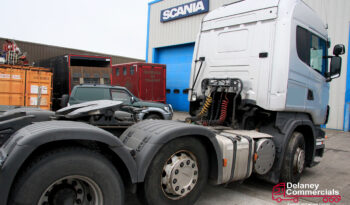 Scania 2010 R420 6×2 for sale full