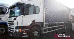 2015 Scania P250 Curtainside for sale