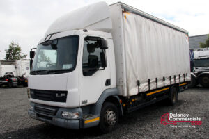 2007 DAF 4x2 rigid
