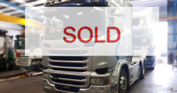 Scania R450 6×2 2017 midlift for sale