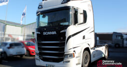 2017 Scania S500 4×2 for sale