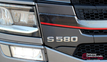 2017 Scania S580 A4x2NA for sale full
