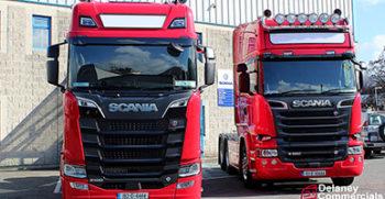 Redbow trucks