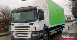 2011 Scania P230 4×2 Refrigerated truck for sale