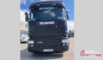2015 Scania R450 6×2 rear steer for sale full