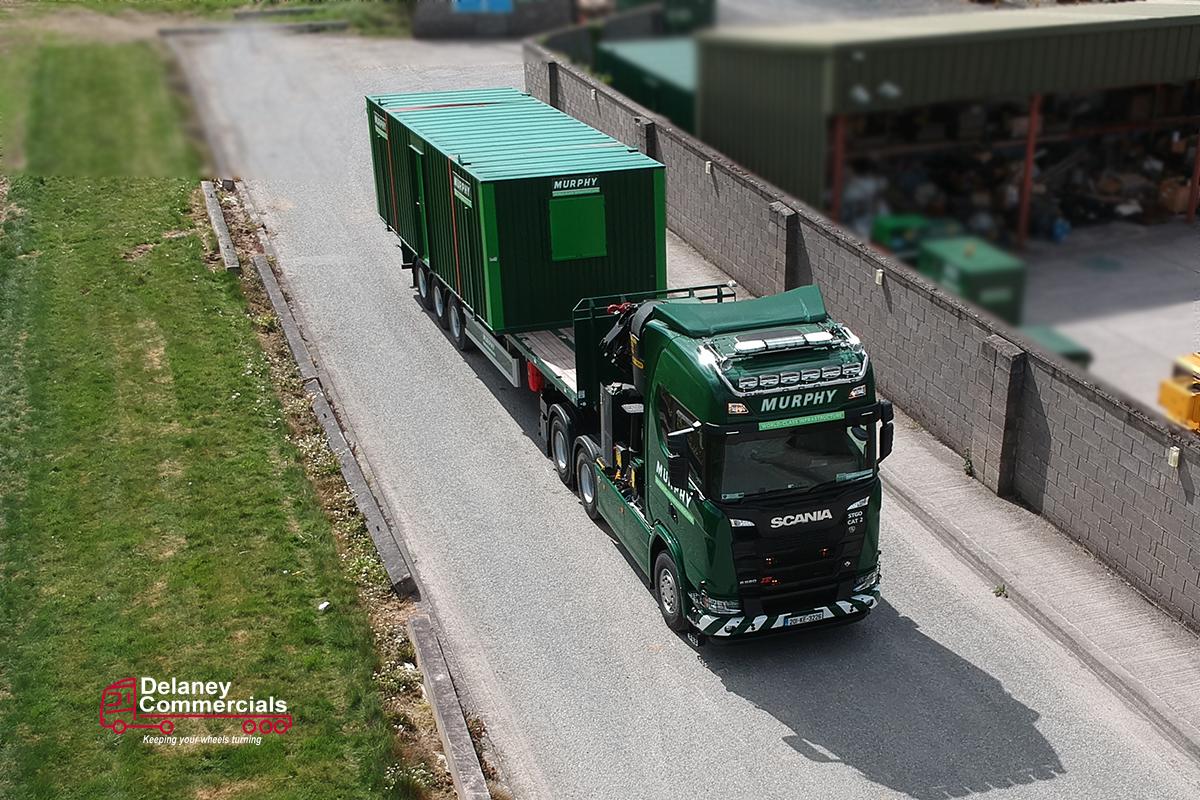 Scania S580 xt