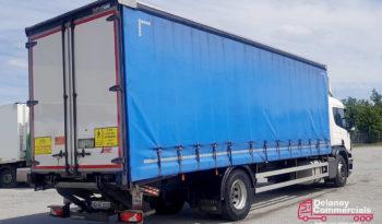2016 Scania P250 4×2 curtainsider for sale full